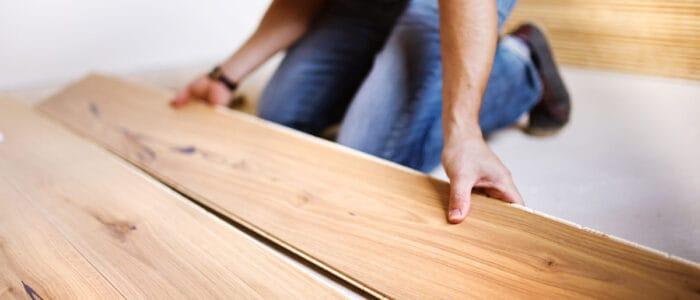 Gulvarbejde kan udføres af dygtige tømrere