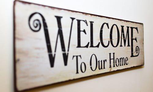 Nyt hjem, ny begyndelse